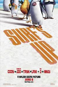 Surf's Up - 11 x 17 Movie Poster - Style H