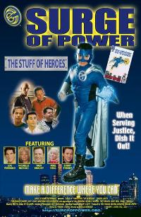 Surge of Power - 11 x 17 Movie Poster - Style A