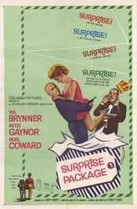 Surprise Package - 27 x 40 Movie Poster - Style A