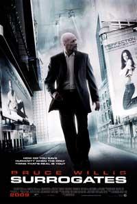 Surrogates - 27 x 40 Movie Poster - Style C