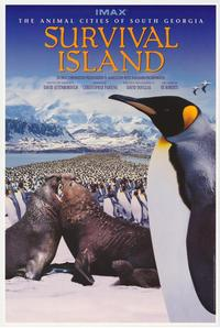 Survival Island (IMAX) - 43 x 62 Movie Poster - Bus Shelter Style A