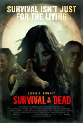 Survival of the Dead - DS 1 Sheet Movie Poster - Style A
