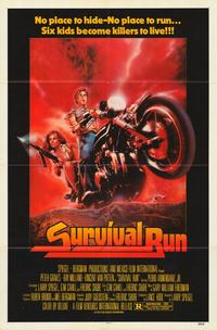 Survival Run - 11 x 17 Movie Poster - Style A