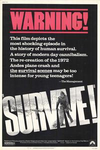 Survive - 27 x 40 Movie Poster - Style A