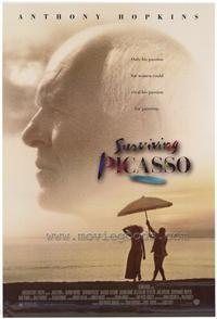 Surviving Picasso - 11 x 17 Movie Poster - Style A