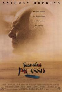 Surviving Picasso - 27 x 40 Movie Poster - Style B