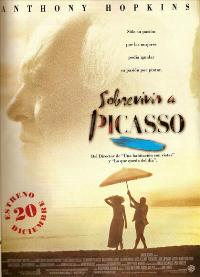 Surviving Picasso - 11 x 17 Movie Poster - Spanish Style A