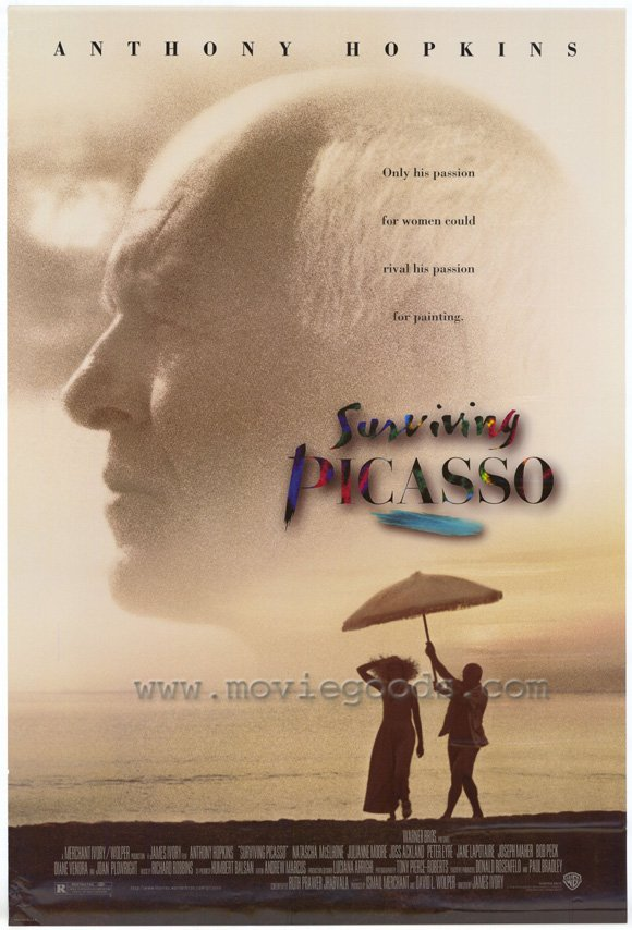 Surviving Picasso movie