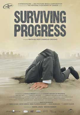 Surviving Progress - 43 x 62 Movie Poster - Bus Shelter Style A