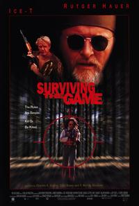 Surviving the Game - 11 x 17 Movie Poster - Style B