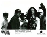 Surviving the Game - 8 x 10 B&W Photo #6