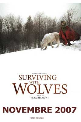Surviving with Wolves - 11 x 17 Movie Poster - Style A