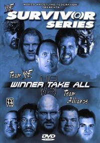 Survivor Series - 27 x 40 Movie Poster - Style A