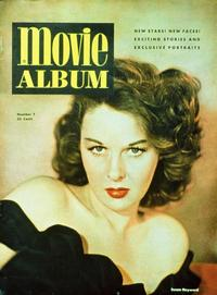 Susan Hayward - 27 x 40 Movie Poster - Movie Album Magazine Cover 1940's Style B