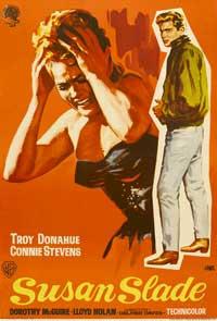 Susan Slade - 11 x 17 Movie Poster - Spanish Style B