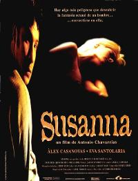 Susanna - 11 x 17 Movie Poster - Spanish Style A