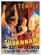 Susannah of the Mounties - 11 x 17 Movie Poster - French Style A