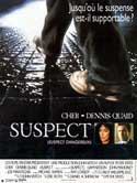 Suspect - 11 x 17 Movie Poster - French Style A
