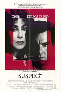 Suspect - 11 x 17 Movie Poster - Style B