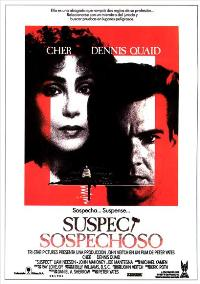 Suspect - 11 x 17 Movie Poster - Spanish Style A