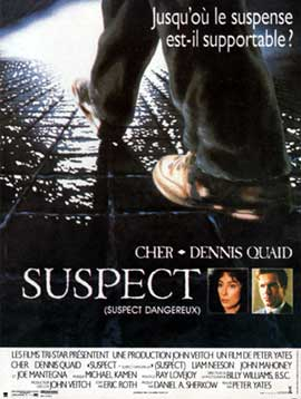 Suspect - 27 x 40 Movie Poster - French Style A