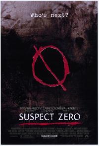 Suspect Zero - 11 x 17 Movie Poster - Style A