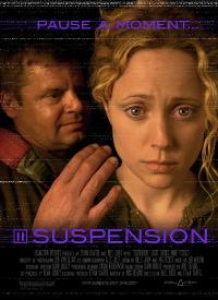 Suspension - 27 x 40 Movie Poster - Style B