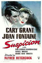 Suspicion - 27 x 40 Movie Poster - Style C