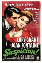 Suspicion - 11 x 17 Movie Poster - Style D