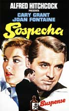 Suspicion - 27 x 40 Movie Poster - German Style D