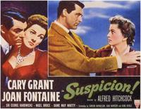 Suspicion - 11 x 14 Movie Poster - Style A