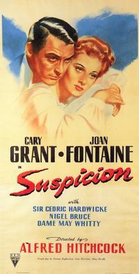 Suspicion - 11 x 17 Movie Poster - Style A