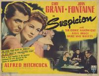 Suspicion - 11 x 14 Movie Poster - Style B