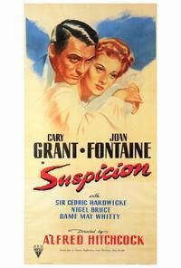 Suspicion - 27 x 40 Movie Poster - Style A