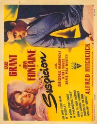Suspicion - 11 x 14 Movie Poster - Style C