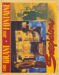 Suspicion - 11 x 14 Movie Poster - Style E