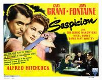 Suspicion - 22 x 28 Movie Poster - Half Sheet Style A