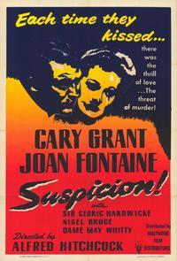 Suspicion - 11 x 17 Movie Poster - Style B
