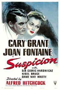Suspicion - 11 x 17 Movie Poster - Style C