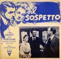 Suspicion - 30 x 40 Movie Poster - Style A
