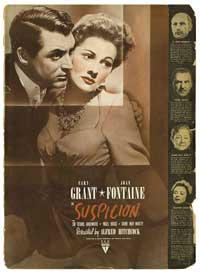 Suspicion - 11 x 17 Movie Poster - Style F