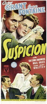 Suspicion - 14 x 36 Movie Poster - Insert Style A