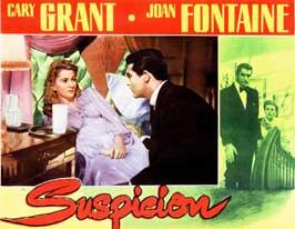 Suspicion - 11 x 17 Movie Poster - Style G
