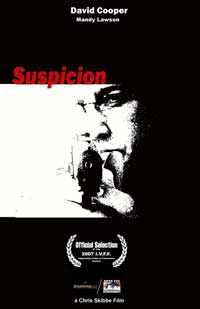 Suspicion - 11 x 17 Movie Poster - UK Style A