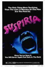 Suspiria - 11 x 17 Movie Poster - Style A