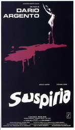 Suspiria - 20 x 40 Movie Poster - Italian Style A