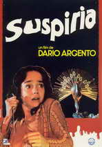 Suspiria - 27 x 40 Movie Poster - Spanish Style A