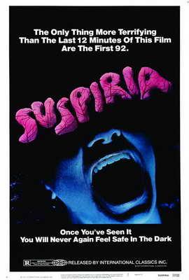 Suspiria - 27 x 40 Movie Poster - Style A