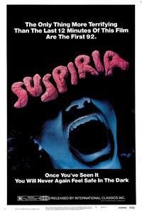Suspiria - 43 x 62 Movie Poster - Bus Shelter Style B