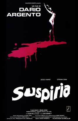 Suspiria - 11 x 17 Movie Poster - Italian Style A